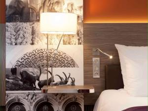 Hotel Mercure Chambery Centre : photos des chambres