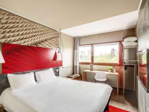 Hotel ibis Paris Bercy Village : photos des chambres