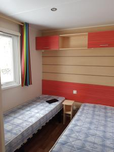 Hebergement Camping Le Ried *** proche EuropaPark : photos des chambres
