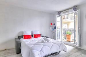 Appartement Bussy Studio (Sleepngo) : photos des chambres