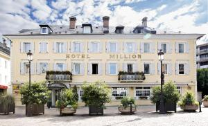 Hotel Million : photos des chambres