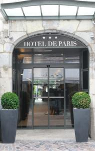 Hotel de Paris : photos des chambres