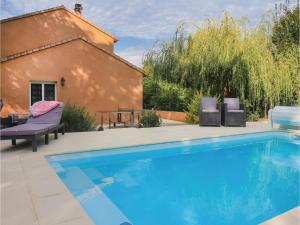 Hebergement Five-Bedroom Holiday Home in St Eulalie en Royans : photos des chambres