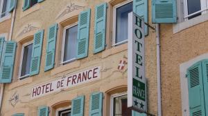 Hotel de France Contact-Hotel : photos des chambres