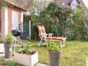 Hebergement Two-Bedroom Holiday Home in Dives-sur-Mer : photos des chambres