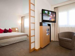 Hotel Novotel Saint Quentin Golf National : photos des chambres