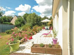 Hebergement Four-Bedroom Holiday Home in Plouay : photos des chambres