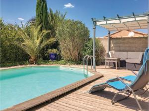 Hebergement Four-Bedroom Holiday Home in Le Val : photos des chambres