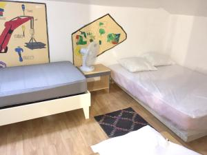 Hebergement Holiday home La belle epine : photos des chambres