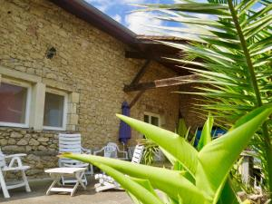 Hebergement Holiday home les messauts : photos des chambres