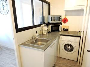 Appartement Apartment Boulevard Aristide Briand : photos des chambres