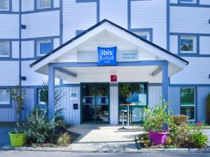Hotel ibis budget Rouen Nord Isneauville : photos des chambres