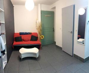 Appartement Studio Boulevard Lambert : photos des chambres