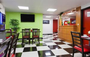 Enzo Hotel Chalons : photos des chambres
