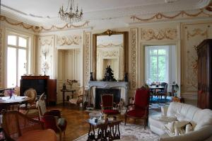 Chambres d'hotes/B&B Chateau de broyes : photos des chambres