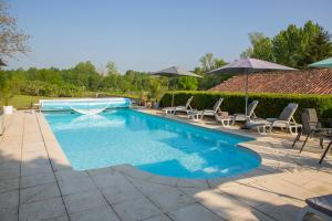 Hebergement Saint-Front-la-Riviere Villa Sleeps 8 Pool WiFi : photos des chambres