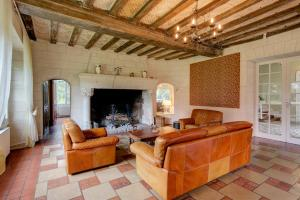 Hebergement Nervaux Chateau Sleeps 28 Pool WiFi : photos des chambres