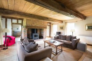 Hebergement Saint-Maclou Villa Sleeps 10 : photos des chambres