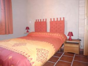 Hebergement Holiday home Pech de la Peyriere : photos des chambres