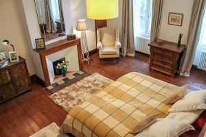 Hebergement Le Bourg Villa Sleeps 10 Pool WiFi : photos des chambres