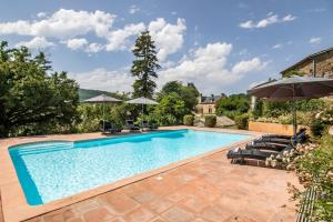 Hebergement Chalabre Villa Sleeps 8 Pool : photos des chambres