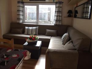 Hebergement MOBILHOME VALRAS PLAGE CAMPING**** : photos des chambres