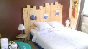 Appartement Holiday home La Trape : photos des chambres