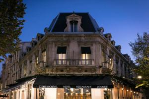 Grand Hotel Continental : photos des chambres