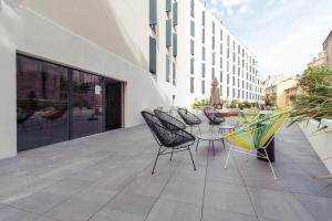Appartement Student Factory Nice : photos des chambres