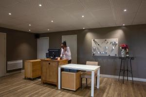 Inter-Hotel Orleans Nord : photos des chambres