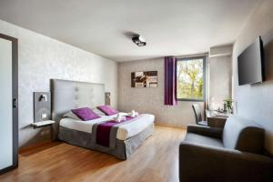 Hotel Best Western La Mare O Poissons : photos des chambres