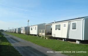 Hebergement Camping Omaha Beach : photos des chambres