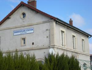 Hebergement Shakespeare Station : photos des chambres