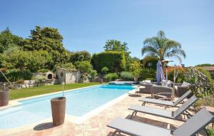 Hebergement Biot Villa Sleeps 8 Pool Air Con WiFi : photos des chambres