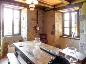 Hebergement Holiday Home Senezergues : photos des chambres