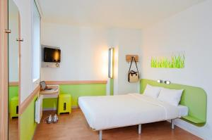 Hotel ibis budget Annecy : photos des chambres