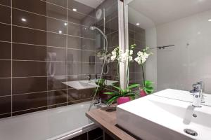 Hotel Best Western Alexander Park Chambery : photos des chambres