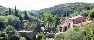 Hebergement Holiday home 66300 Castelnou, France : photos des chambres