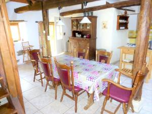 Hebergement Holiday home Le Chazal : photos des chambres