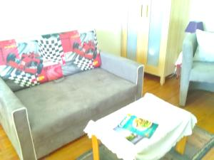 Appartement Apartment Rue Ernest Jamart : photos des chambres