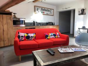 grand appartement style 70 m2 : photos des chambres