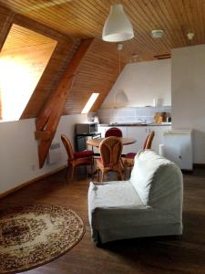 Hebergement Holiday home La Garle : photos des chambres