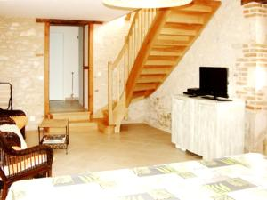Hebergement Holiday home Le Bos : photos des chambres