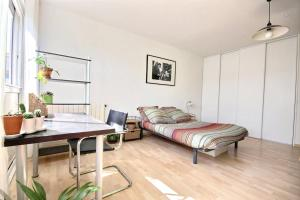 Appartement Apartment Avenue Professeur Louis Ravas : photos des chambres