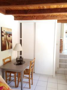 Appartement Apartment Faubourg Taillebourg : photos des chambres