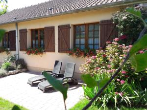 Hebergement Holiday home Avenue Jean Moulin : photos des chambres