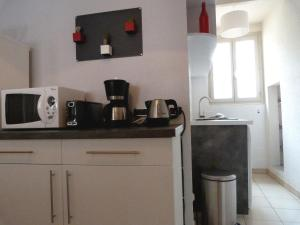 Appartement Le May : photos des chambres