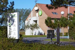Hotel Campanile Dunkerque Sud - Loon Plage : photos des chambres