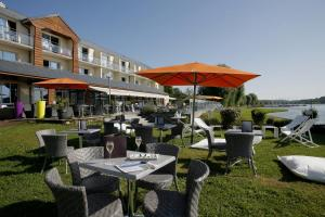 Hotel The Originals du Golf de l'Ailette Laon Sud (ex Qualys-Hotel) : photos des chambres