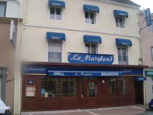 Hotel Le Maryland : photos des chambres